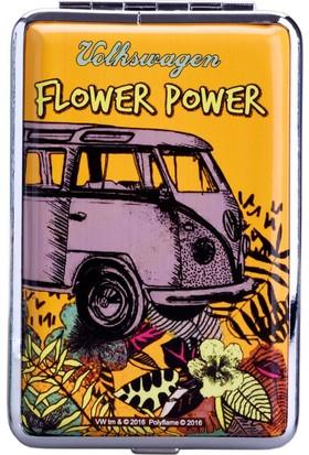 Bek Tobacco Volkswagen Flower Power Sarı Sigara Tabakası 12Li
