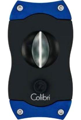 Colibri V Puro Kesici V-Cut Siyah/Mavi Cu300T3