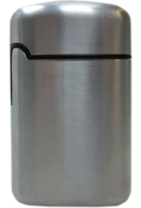 Easy Torch Tek Alev Metal Puro Çakmağı Silver 0202080