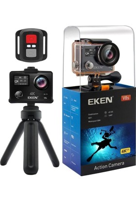 Eken V8S Aksiyon Kamera