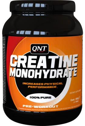 Qnt Creatine Monohydrate Pure 800 Gr