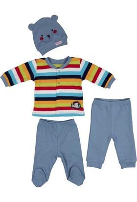 Bebepan 1840 Hiscat Pijama Takımı