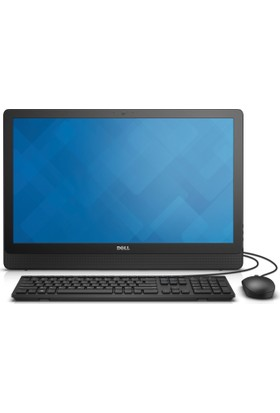 "Dell 3464 Intel Core i5 7200 8GB 1TB GT920MX Freedos 23.8"" FHD IPS All In One Bilgisayar B20F81C"