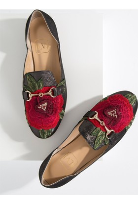 İlvi Roses 17335 Babet Siyah