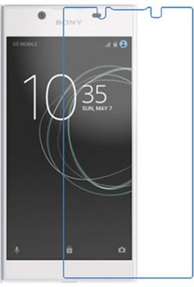 Microcase Sony Xperia L1 Nano Glass Esnek Cam Ekran Koruma