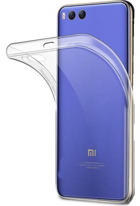 Microcase Xiaomi Mi6 Ultra İnce 0.2mm Soft Silikon TPU Kılıf