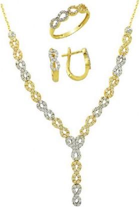 Sembolgold Altın Düğünlük Set Takımları T673