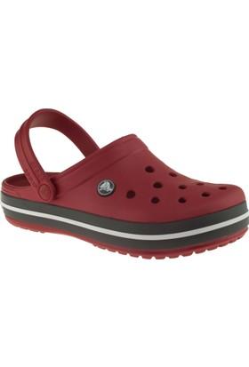 Crocs 11016 Crocband Kırmızı Unisex Terlik