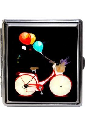 Modaroma Balonlu Bisiklet Sigara Tabakası