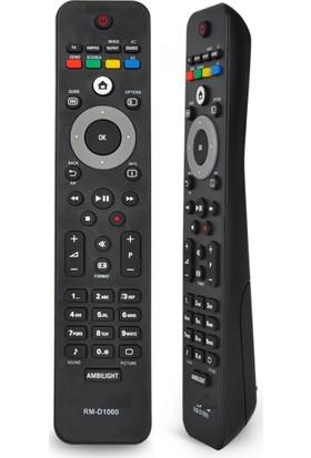 Phılıps Rm-D1000 Lcd Led Tv Kumandası