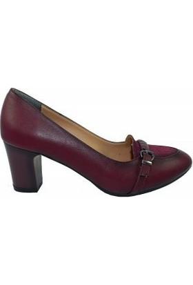 Ventes 4001257 Bayan Topuklu Ayakkabı