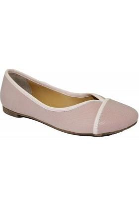 Füme 13 Bayan Babet Ayakkabı