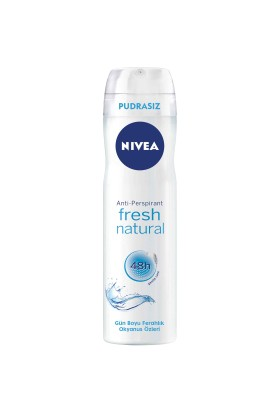 Nivea Fresh Natural Sprey 150Ml Kadın