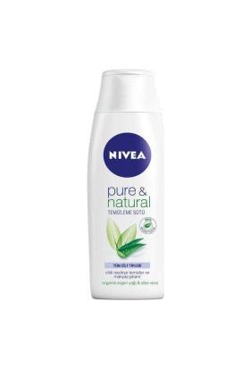 Nivea Pure & Natural Temizleme Sütü 200Ml