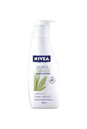 Nivea Body Pure And Natural Losyon 400 Ml