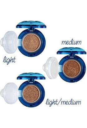 Physicians Formula Mineral Wear All in 1 ABC Sünger Fondöten SPF 50 (Light)