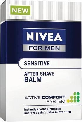 Nivea For Men Sensitive After Shave Balsam Hassas Ciltler İçin 100 Ml