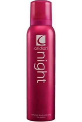 Caldion Night Deodorant Women 150Ml