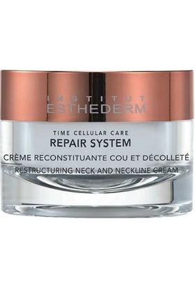Institut Esthederm Repair System Restructuring Neck & Neckline Cream 50 Ml Boyun Kremi