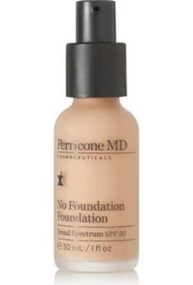 Perricone Md No Foundation Spf 30 30 Ml No:1 Fair To Light - Açık Tenler İçin Fondöten