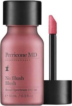 Perricone Md No Blush Blush Spf 30 10 Ml - Pembe Tonlarda Allık