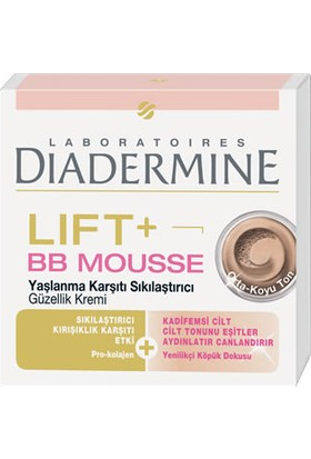 Diadermine Lift+ Bb Mousse Orta- Koyu Ton 50 Ml