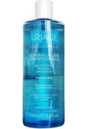 Uriage Surgras Liquide Dermatogique Gel 400Ml - Temizleme Jeli