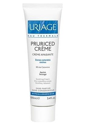 Uriage Pruriced Soothing Cream 100Ml - Nemlendirici Ve Yatıştırıcı Krem