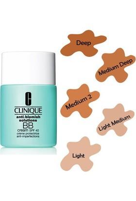 Clinique Anti Blemish Bb Cream Spf40+ 30Ml (Light)
