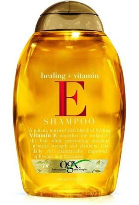 Organix Healing Vitamin - Saç Dökülmelerine Karşı Vitamin E Şampuan 385 Ml