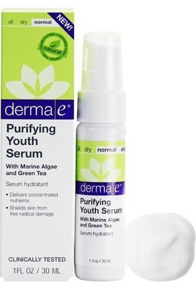 Derma E Purifying Youth Serum 30Ml