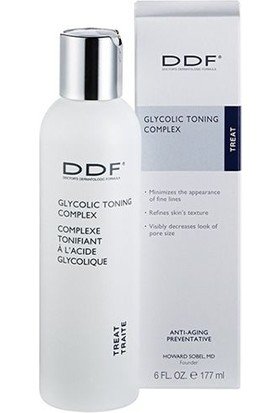 Ddf Glycolic %10 Tonik Complex 177 Ml