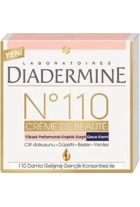 Diadermine N°110 Kırışıklık Karşıtı Gece Kremi