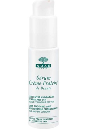 Nuxe Serum Creme Fraiche De Beaute Serum 30 Ml