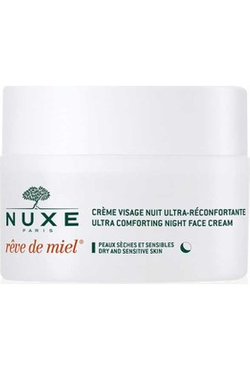Nuxe Rêve De Miel Crème Visage Ultra-Reconfortante
