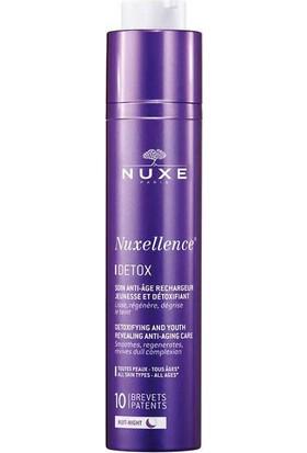 Nuxe Nuxellence Detox Night Anti Aging Bakım Kremi 50 Ml