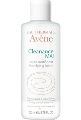 Avene Cleanance Mat Lotion Matifiante 200 Ml