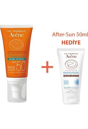 Avene Cleanance Solaire Spf 50 50Ml - Avene After Sun 50 Ml
