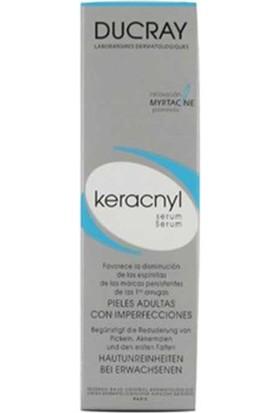 Ducray Keracnyl Serum 30 Ml - Yağlı Ciltler İçin Özel Bakım Serumu