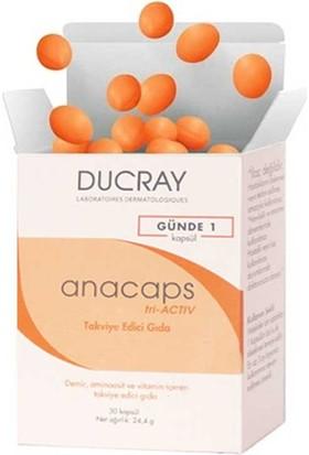 Ducray Anacaps 30 Kapsül