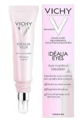 Vichy Idealia Eyes Göz Çevresi İdealleştirici Bakım 15 Ml