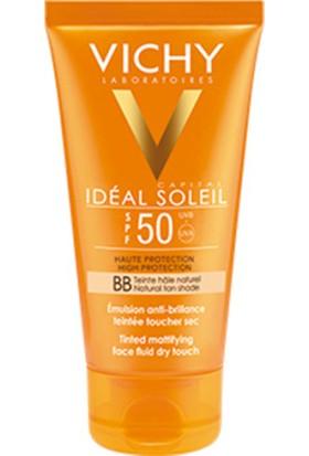Vichy Ideal Soleil Spf 50+ Bb Emulsion 50Ml