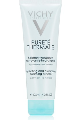 Vichy Purete Thermale Temizleyici Krem 125 Ml Hydrating And Cleansing Foaming Cream