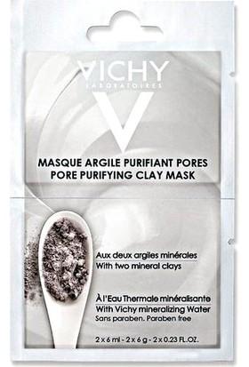 Vichy - Masque Argile Purifiant Pores - 2X6Ml