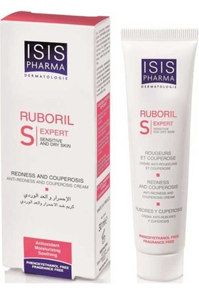 Isis Pharma Ruboril S Expert Krem 30 Ml