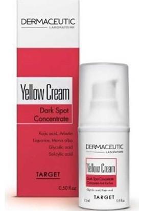 Dermaceutic Yellow Cream 15 Ml - Leke Karşıtı Gece Kremi