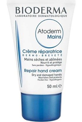 Bioderma Atoderm Mains Hand Cream
