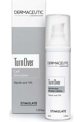 Dermaceutic Turn Over 40Ml - Gece Bakım Kremi