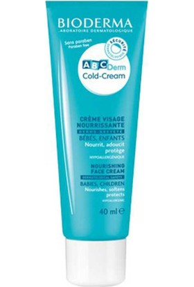 Bioderma Abcderm Cold Cream Face 40 Ml