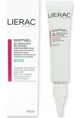 Lierac Dioptigel Eye Contour Gel - Gözaltı Şişliklerine Karşı Etkili Jel 10Ml